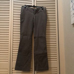 Gray Maurices Jeans